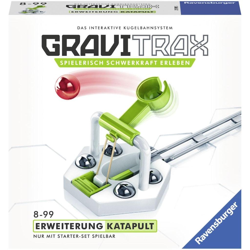 Ravensburger Kugelbahn »GraviTrax® Katapult«, Made in Europe, FSC® - schützt Wald - weltweit