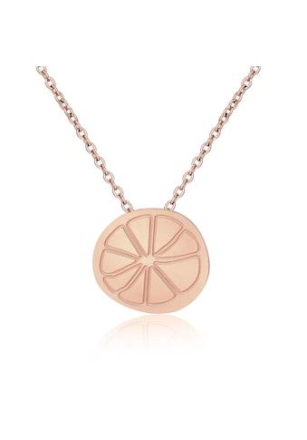 AILORIA Kette mit Anhänger »CITRONNADE Halskette aus Edelstahl mit Anhänger (Zitrone)« kaufen