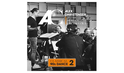 Musik-CD »Classical 90s Dance 2 / Christensen, Alex & The Berlin Orchestra« kaufen