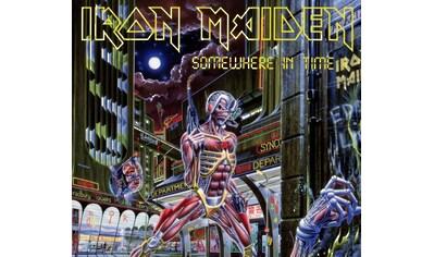 Musik-CD »Somewhere In Time (2015 Remaster) / Iron Maiden« kaufen