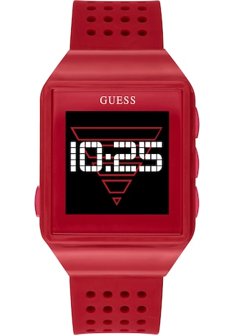 GUESS CONNECT Smartwatch »LOGAN, C3002M1«, ( Wear OS by Google ) kaufen