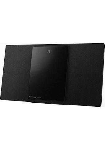 Panasonic Microanlage »SC-HC204«, (Bluetooth FM-Tuner mit RDS 20 W) kaufen