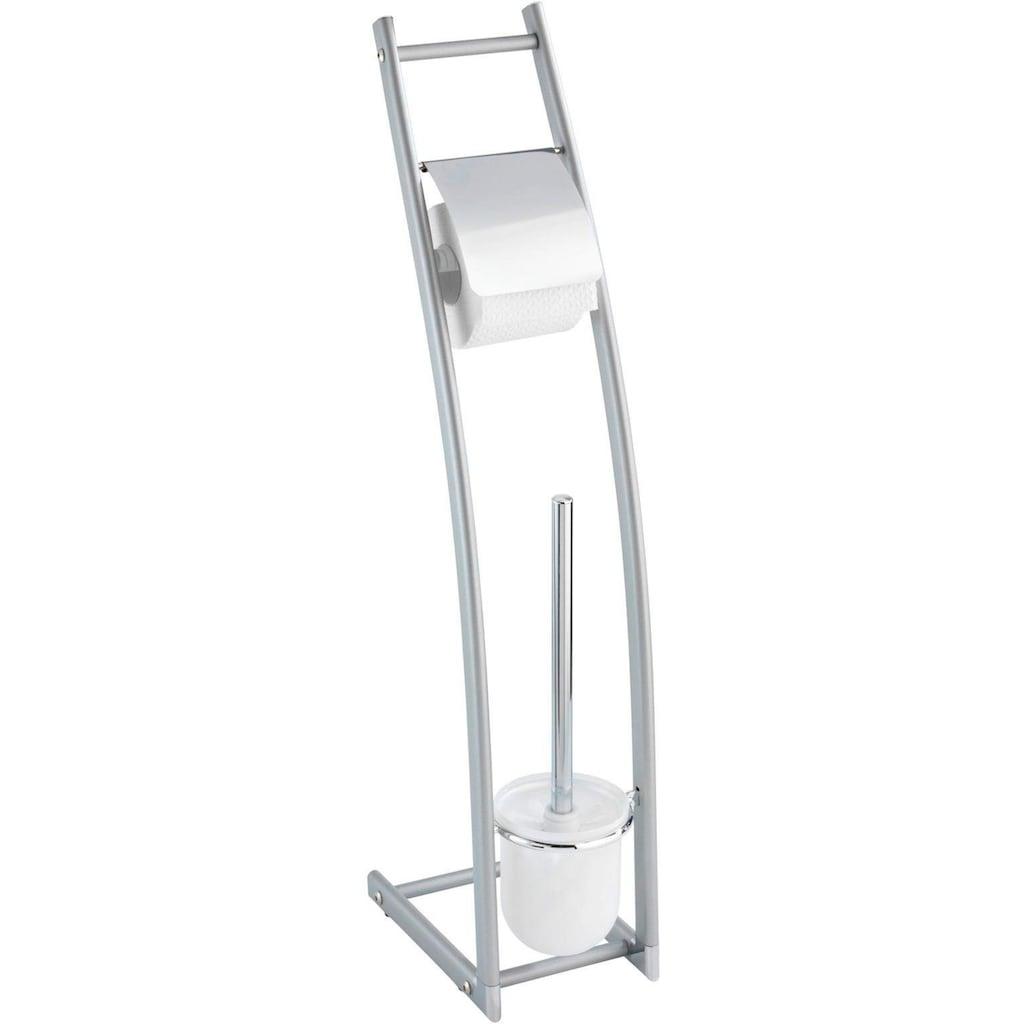 WENKO WC-Garnitur »Alicante«, Stand WC-Garnitur