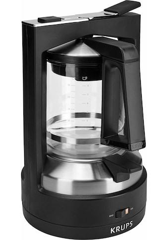 Krups Druckbrüh-Kaffeemaschine »KM4689  T8«, Permanentfilter kaufen