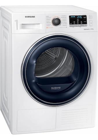Samsung Wärmepumpentrockner DV5000 DV81M50103W/EG, 8 kg kaufen