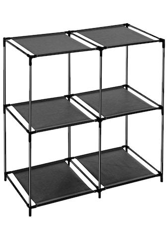 ADOB Regalsystem »Steckregal«, mit vier Fächern kaufen