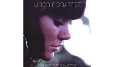 Musik-CD »The Platinum Collection / Ronstadt,Linda« kaufen
