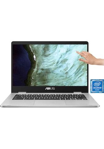 "Asus Chromebook »C423NA-EC0376«, (35,56 cm/14 "" Intel Celeron HD Graphics 500\r\n),... kaufen"