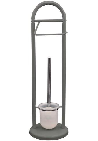 RIDDER WC - Bürstengarnitur »Unique«, mit WC - Bürste und Toilettenpapierhalter kaufen