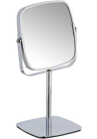 WENKO Kosmetikspiegel »Kare«, 5 fache  -  Vergrößerung kaufen