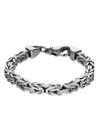 Firetti Silberarmband »in Königskettengliederung 4-kant, 7,0 mm breit«, Made in Germany kaufen