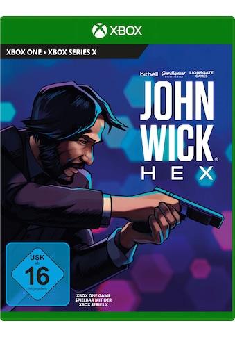 Good Shepherd Spiel »John Wick Hex«, Xbox One kaufen