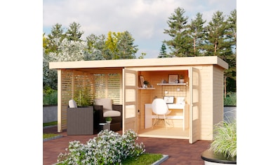 Karibu Gartenhaus »Arnis 3« kaufen
