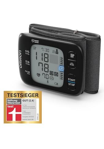 Omron Handgelenk - Blutdruckmessgerät RS7 Intelli IT (HEM - 6232T - D) kaufen
