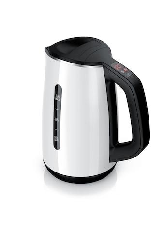 Arendo Edelstahl 2200W Wasserkocher mit Temperatureinstellung »Galant 1,5 Liter / LED - Display« kaufen