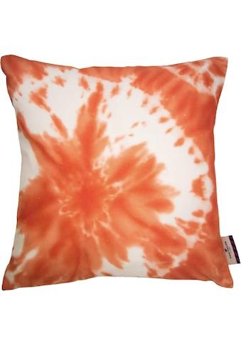 TOM TAILOR Dekokissen »Batic Flower« kaufen