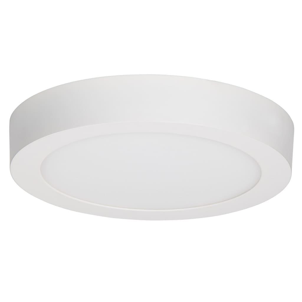 Brilliant Leuchten Katalina LED Aufbauleuchte 23cm weiß
