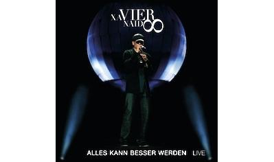 Musik-CD »Alles kann besser werden-Live / Naidoo,Xavier« kaufen