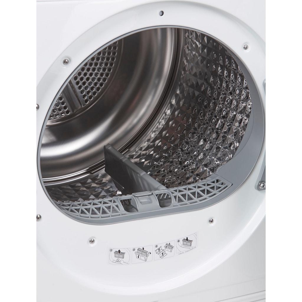 Samsung Wärmepumpentrockner »DV80T5220TW/S2«, 8 kg