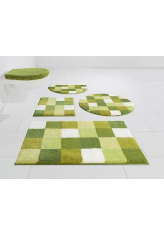 Badematte »Mosaik«, GRUND exklusiv, Höhe 20 mm, rutschhemmend beschichtet, fußbodenheizungsgeeignet kaufen