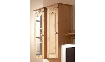 Home affaire Hängeschrank »Cubrix«, aus schönem massivem Kiefernholz, Breite 35 cm,... kaufen