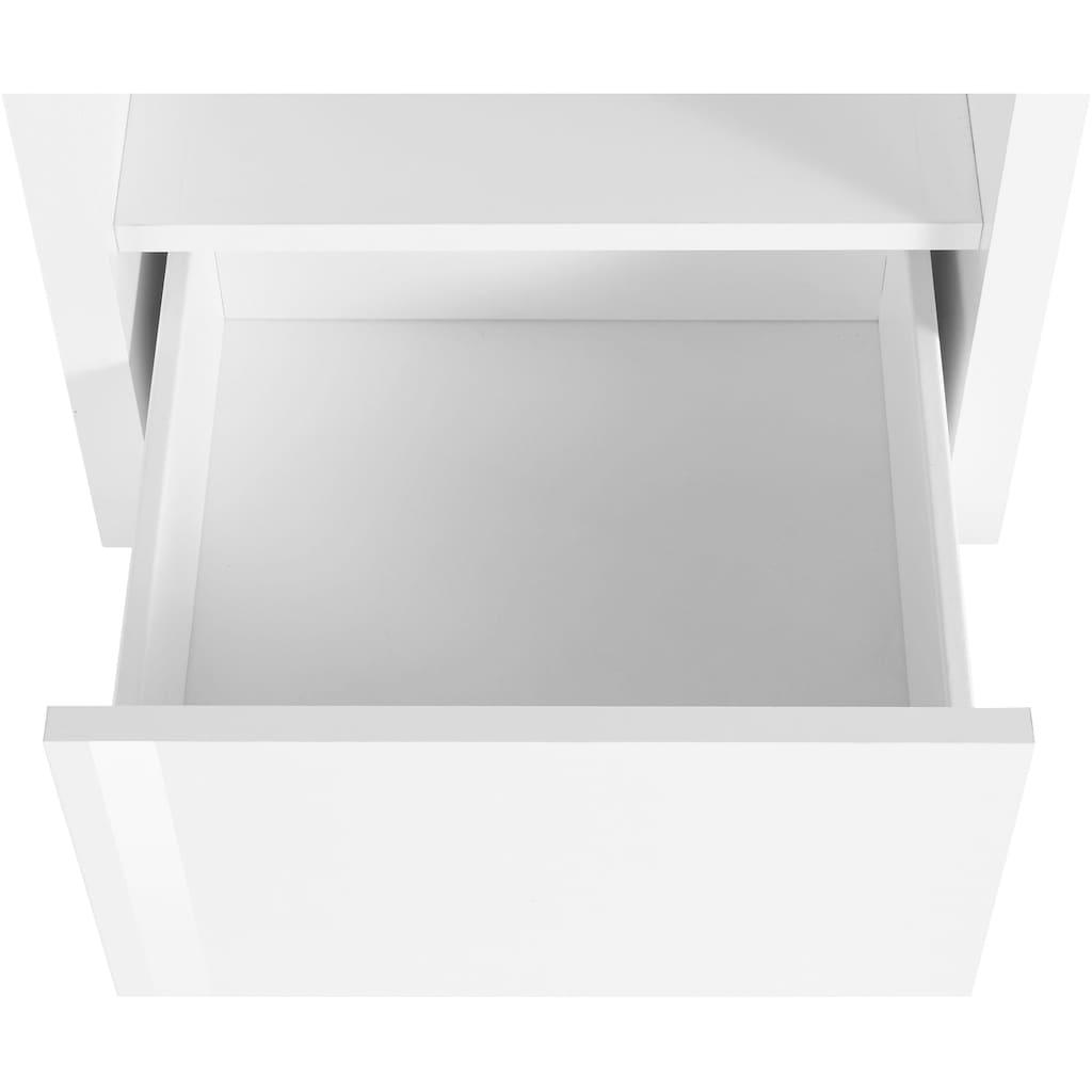 Tecnos Nachtkonsole, Höhe 36, 5 cm