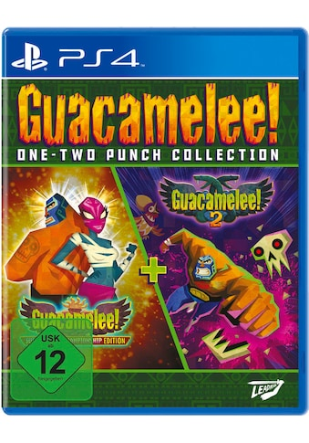 Spiel »Guacamelee One-Two Punch Collection«, PlayStation 4 kaufen