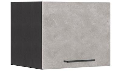 HELD MÖBEL Klapphängeschrank »Tulsa«, 40 cm breit, mit 1 Klappe, schwarzer... kaufen