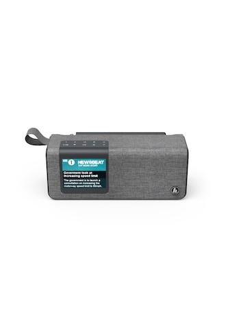 Hama Digitalradio (DAB+) »DAB+ Radio«, (Bluetooth Digitalradio (DAB+)-FM-Tuner),... kaufen