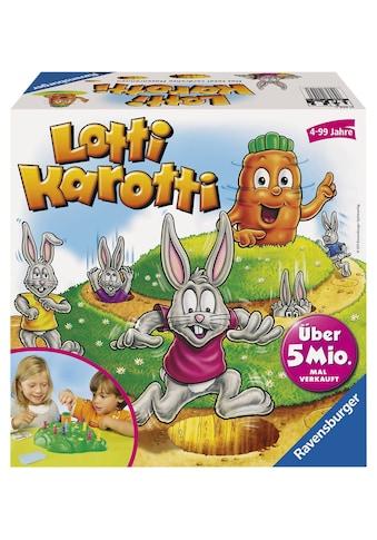 """Ravensburger Spiel, """"Lotti Karotti"""" kaufen"""