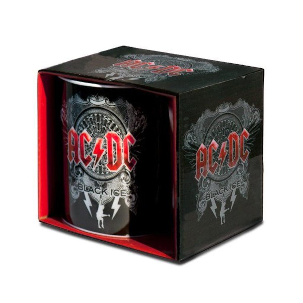 LOGOSHIRT Tasse mit AC/DC-Print