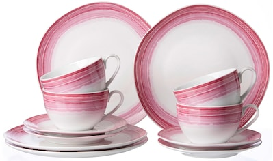 "Ritzenhoff & Breker Kaffeeservice ""Sunrise"" (12 - tlg.), Porzellan kaufen"