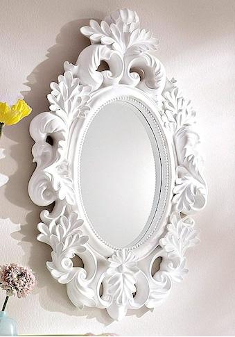 HOFMANN LIVING AND MORE Wandspiegel »Schönerempfang« kaufen