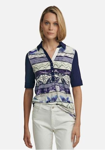Peter Hahn Poloshirt »viscose«, und Druckknöpfen kaufen