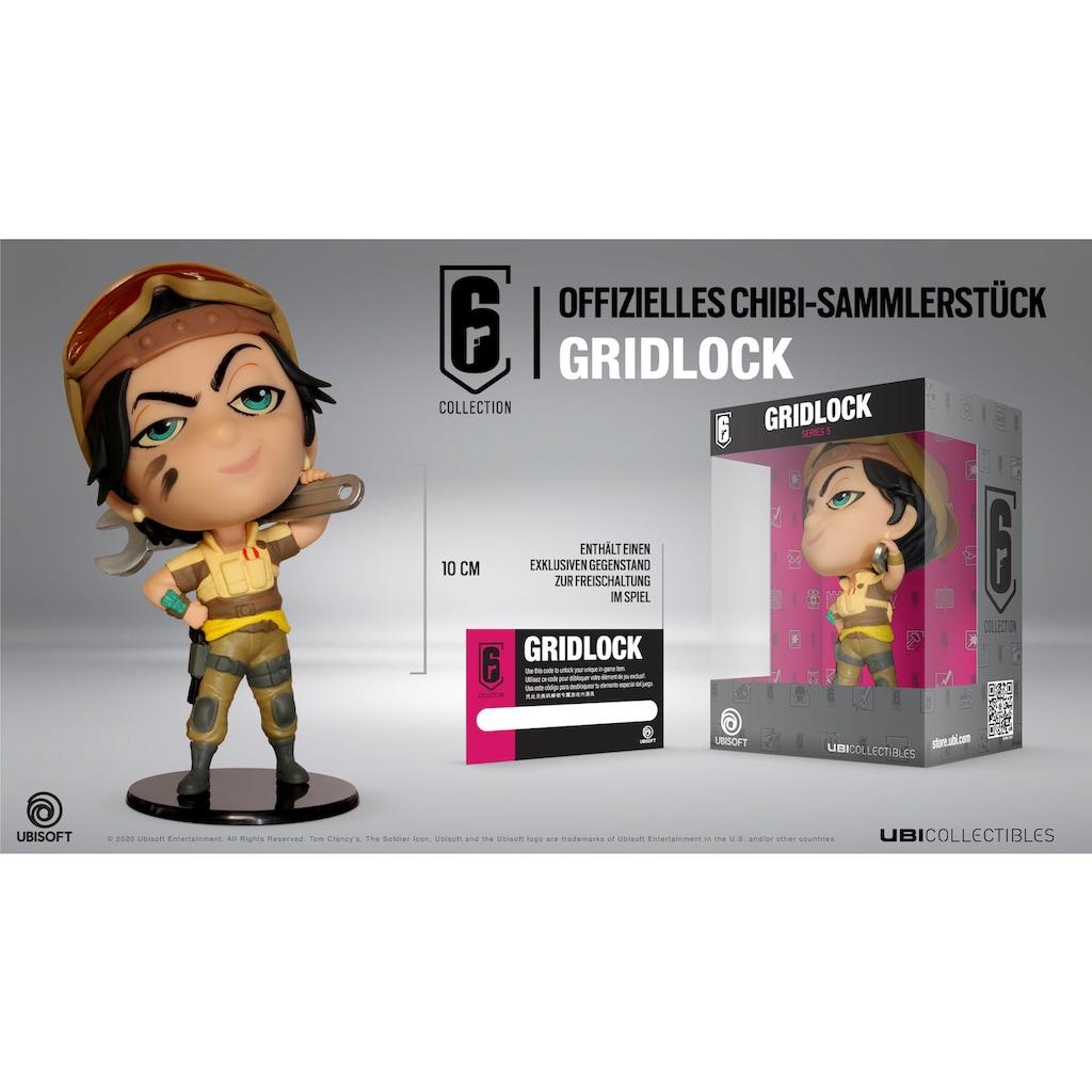 UBISOFT Spielfigur »Six Collection - Gridlock Figur«
