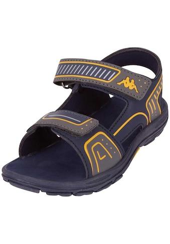 Kappa Sandale »PAXOS KIDS«, mit zwei praktischen Klettverschl&uuml;ssen<br /> kaufen