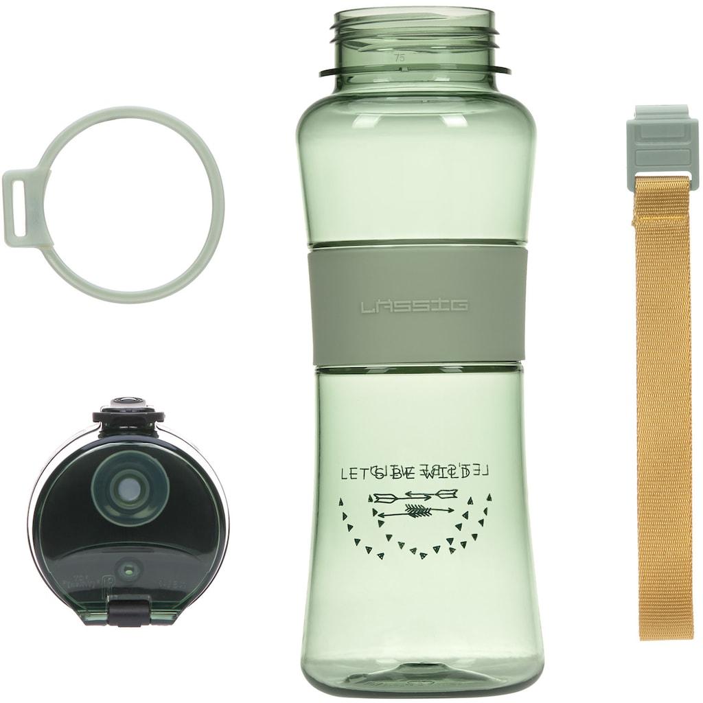 LÄSSIG Trinkflasche »Adventure, boys«