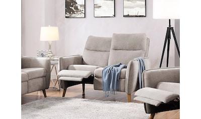 ATLANTIC home collection 2-Sitzer »Neo«, im skandinavischem Design mit 2... kaufen