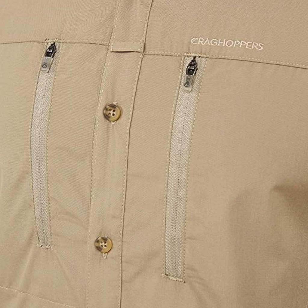 Craghoppers Langarmhemd »Herren Kiwi Boulder«