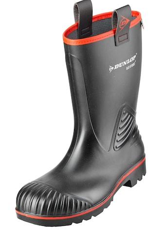 Dunlop Gummistiefel »Rocker«, Sicherheitsklasse S5 kaufen