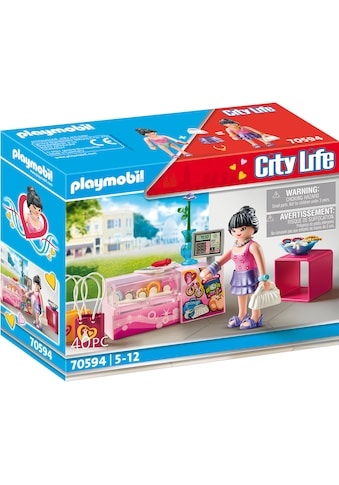 Playmobil® Konstruktions-Spielset »Fashion Acessoires (70594), City Life«, Made in Germany kaufen
