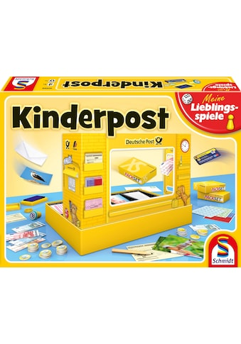 Schmidt Spiele Spiel »Kinderpost«, Made in Germany kaufen