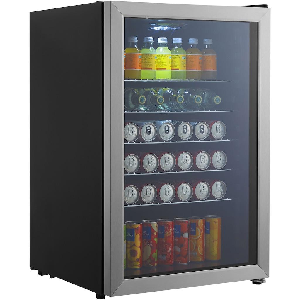 Hanseatic Getränkekühlschrank »HBC115FCBH«