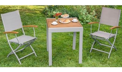 MERXX Gartentisch »Balkonauszieh-tisch«, 65x130 cm kaufen