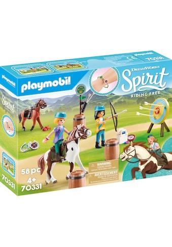 Playmobil® Konstruktions-Spielset »Abenteuer im Freien (70331), Spirit Riding Free«,... kaufen
