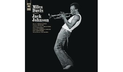 Musik-CD »A TRIBUTE TO JACK JOHNSON / DAVIS, MILES« kaufen