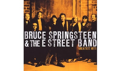 Musik-CD »Greatest Hits / Springsteen,Bruce,& The E Street Band« kaufen