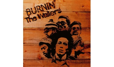 Musik-CD »BURNIN' / MARLEY,BOB & THE WAILERS« kaufen