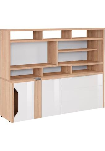 Maja Möbel Computerschrank »eDJUST MINIOFFICE 5508«, Nur in Kombination mit den eDJUST... kaufen