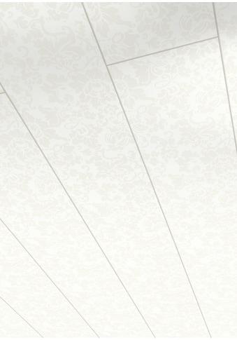 PARADOR Verkleidungspaneel »Style«, Floral weiß, 6 Paneele, 1,398 m² kaufen